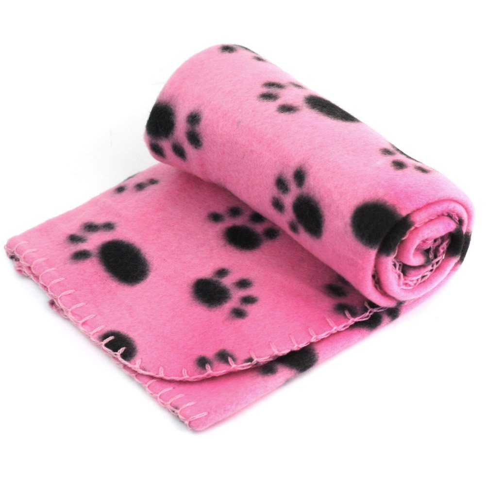 Small, very soft pink puppy blanket. Quick to wash and dry. Suitable ...: www.thelabradorsite.com/dog-beds-and-blankets