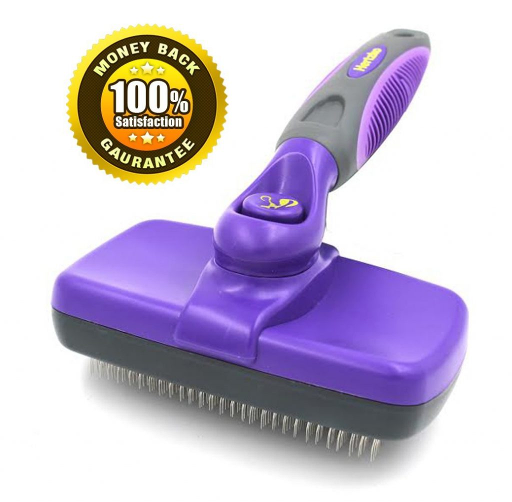 best dog slicker brush