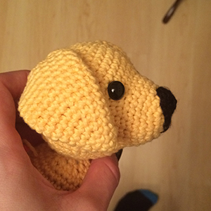 Crochet Labrador How To Make Your Own Toy Dog The