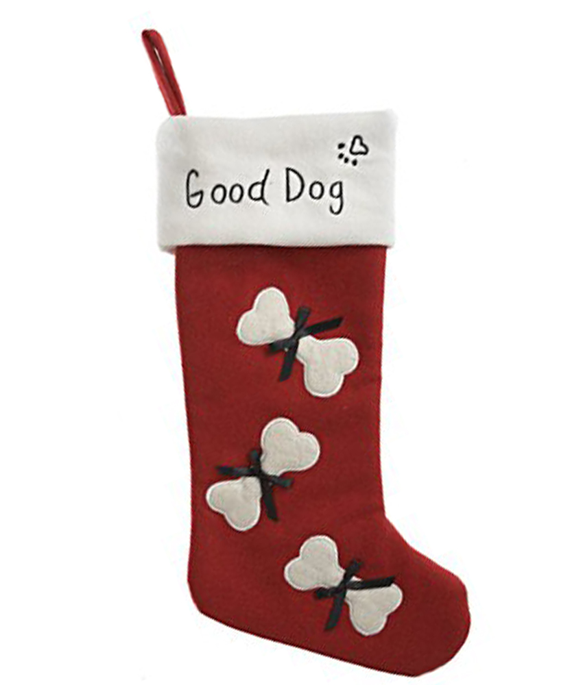 Traditional Dog Stocking