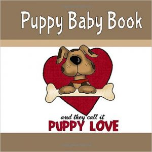 Puppy record book