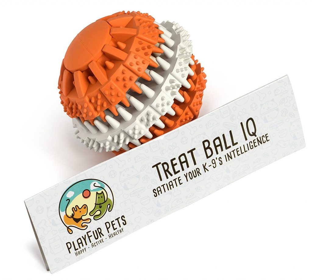Treat Ball toy