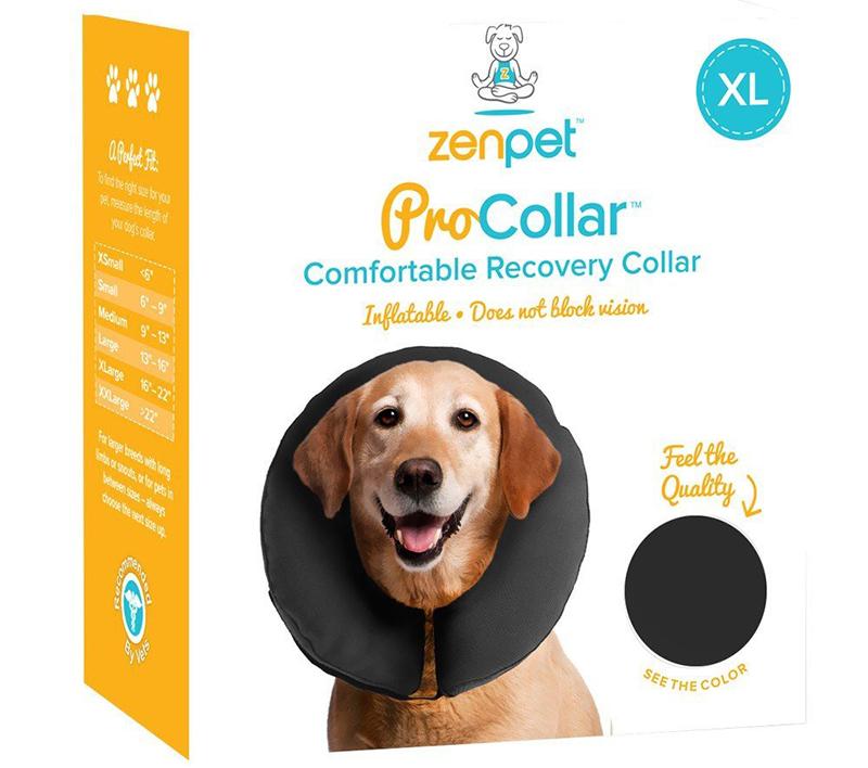 contech pro collar dog cone