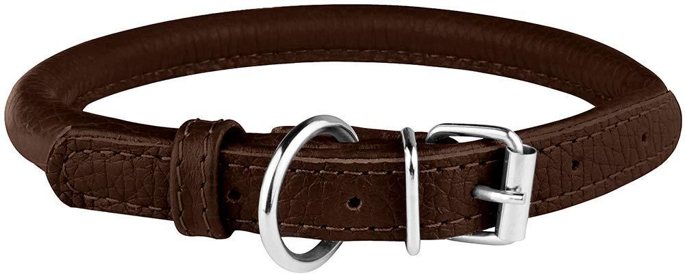 BronzeDog best leather dog collars