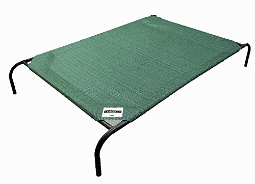 Coolaroo elevated dog bed review
