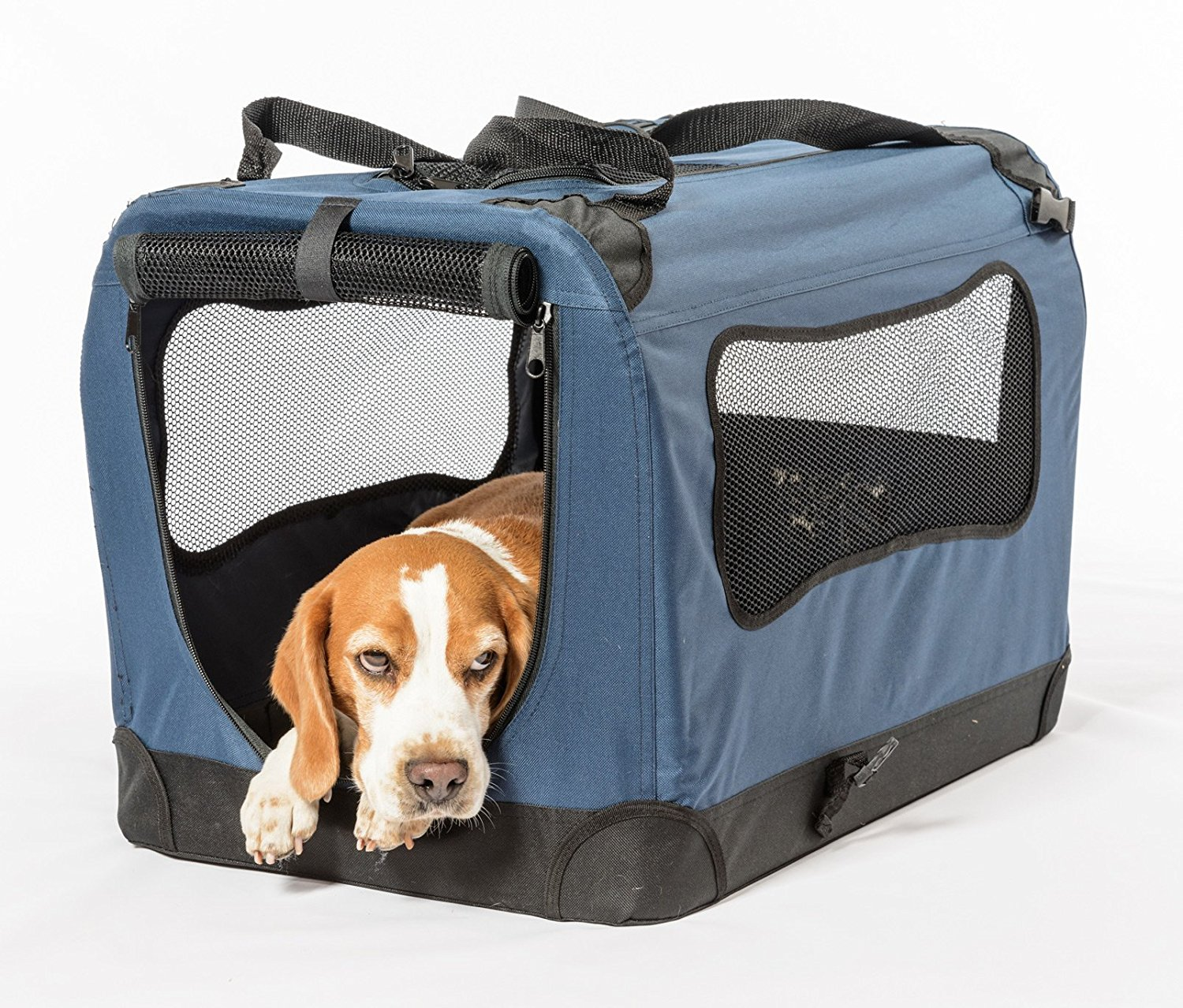 2pet foldable dog crate cover