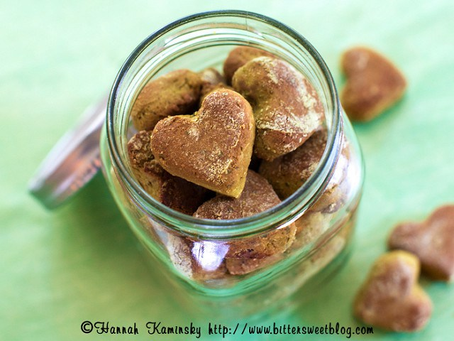 homemade puppy treats